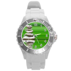 Balance Plastic Sport Watch (large) by Siebenhuehner
