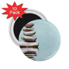 Balance 2 25  Button Magnet (10 Pack) by Siebenhuehner