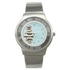 Balance Stainless Steel Watch (unisex) by Siebenhuehner