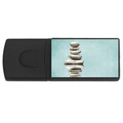 Balance 4gb Usb Flash Drive (rectangle) by Siebenhuehner