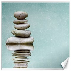 Balance Canvas 20  X 20  (unframed) by Siebenhuehner