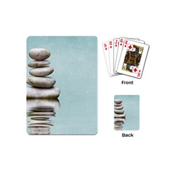Balance Playing Cards (mini) by Siebenhuehner
