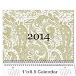 Nan Calendar 2013 - Wall Calendar 11  x 8.5  (12-Months)