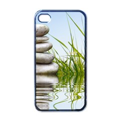 Balance Apple Iphone 4 Case (black) by Siebenhuehner