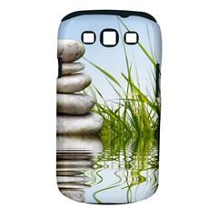 Balance Samsung Galaxy S Iii Classic Hardshell Case (pc+silicone)
