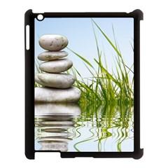 Balance Apple Ipad 3/4 Case (black) by Siebenhuehner