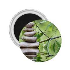 Balance 2 25  Button Magnet by Siebenhuehner