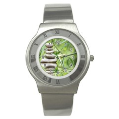 Balance Stainless Steel Watch (unisex) by Siebenhuehner