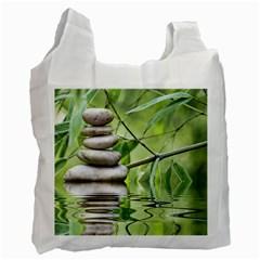 Balance Recycle Bag (one Side) by Siebenhuehner