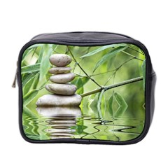 Balance Mini Travel Toiletry Bag (two Sides) by Siebenhuehner