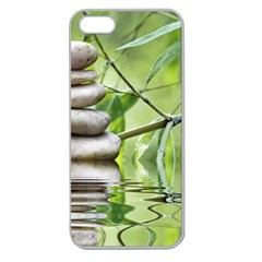 Balance Apple Seamless Iphone 5 Case (clear) by Siebenhuehner