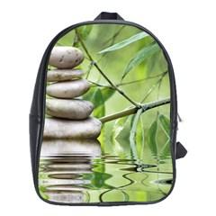 Balance School Bag (xl) by Siebenhuehner