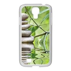 Balance Samsung Galaxy S4 I9500/ I9505 Case (white) by Siebenhuehner