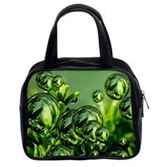 Magic Balls Classic Handbag (two Sides) by Siebenhuehner