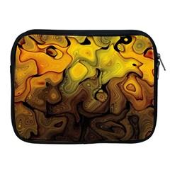 Modern Art Apple Ipad 2/3/4 Zipper Case by Siebenhuehner