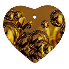 Magic Balls Heart Ornament