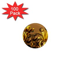 Magic Balls 1  Mini Button Magnet (100 Pack) by Siebenhuehner