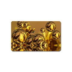 Magic Balls Magnet (name Card) by Siebenhuehner