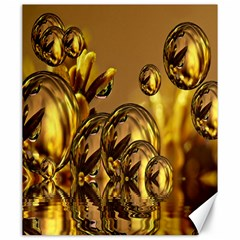 Magic Balls Canvas 20  X 24  (unframed) by Siebenhuehner
