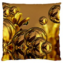 Magic Balls Large Cushion Case (single Sided)  by Siebenhuehner