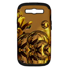 Magic Balls Samsung Galaxy S Iii Hardshell Case (pc+silicone) by Siebenhuehner