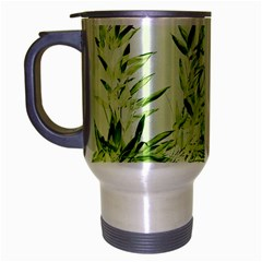 Bamboo Travel Mug (silver Gray) by Siebenhuehner