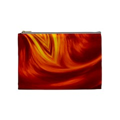 Wave Cosmetic Bag (medium) by Siebenhuehner