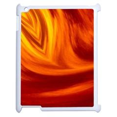 Wave Apple Ipad 2 Case (white) by Siebenhuehner
