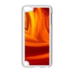 Wave Apple Ipod Touch 5 Case (white) by Siebenhuehner