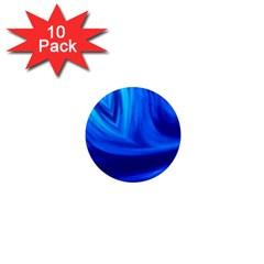 Wave 1  Mini Button Magnet (10 Pack) by Siebenhuehner