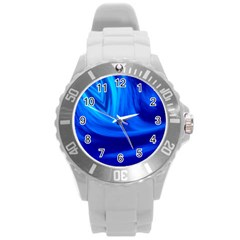 Wave Plastic Sport Watch (large) by Siebenhuehner