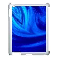 Wave Apple Ipad 3/4 Case (white) by Siebenhuehner