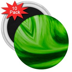 Wave 3  Button Magnet (10 Pack) by Siebenhuehner