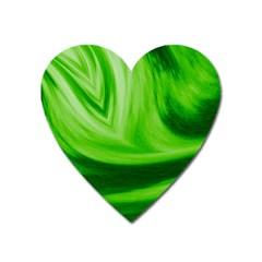 Wave Magnet (heart) by Siebenhuehner