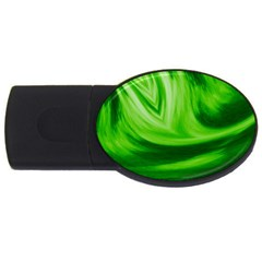 Wave 2gb Usb Flash Drive (oval) by Siebenhuehner
