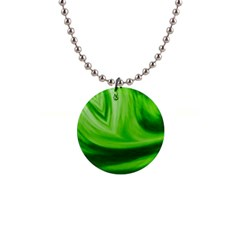 Wave Button Necklace by Siebenhuehner