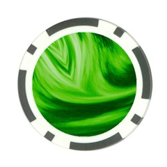 Wave Poker Chip by Siebenhuehner