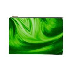 Wave Cosmetic Bag (large) by Siebenhuehner