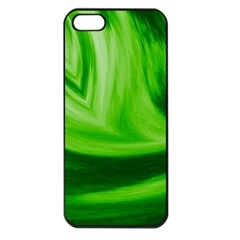 Wave Apple Iphone 5 Seamless Case (black) by Siebenhuehner
