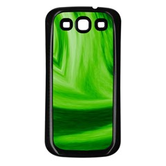Wave Samsung Galaxy S3 Back Case (black) by Siebenhuehner
