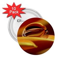 Waterdrop 2 25  Button (10 Pack) by Siebenhuehner