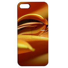 Waterdrop Apple Iphone 5 Hardshell Case With Stand by Siebenhuehner