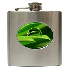 Waterdrop Hip Flask by Siebenhuehner