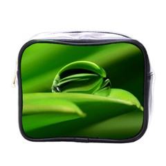 Waterdrop Mini Travel Toiletry Bag (one Side)