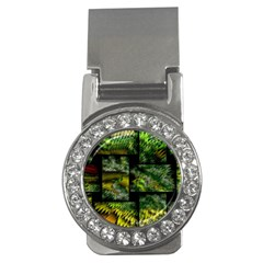 Modern Art Money Clip (cz) by Siebenhuehner