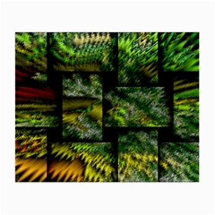 Modern Art Glasses Cloth (small) by Siebenhuehner