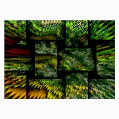 Modern Art Glasses Cloth (large, Two Sided) by Siebenhuehner