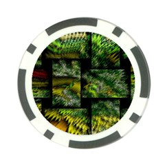 Modern Art Poker Chip by Siebenhuehner