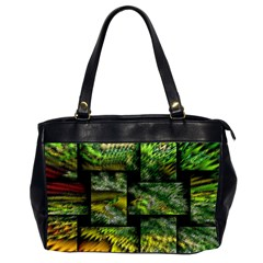 Modern Art Oversize Office Handbag (two Sides) by Siebenhuehner