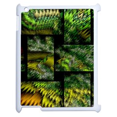 Modern Art Apple Ipad 2 Case (white) by Siebenhuehner